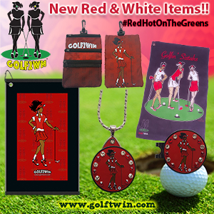 Red and White Items